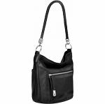 Beck Organizer Bucket Bag Black H42753