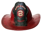 Vanmark Blue Sky Fireman Fire Helmet Home Decor 2065955