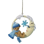 Cherished Teddies Collection 2012 Dated Holiday Ornament 4023651