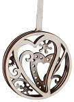 Flourish Our 1st Christmas Hanging Ornament 4027650