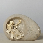 Pet Memorial Figural Plaque 4036731