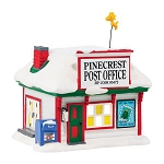 Department 56 Peanuts Pinecrest Post Office 4039724