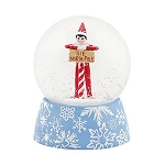 Department 56 Elf on the Shelf Waterglobe 4044949