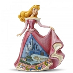 Once Upon A Kingdom Aurora With Castle Dress 4045242