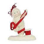Snowbabies Christmas Memories Momentarily Tied Up 4045664
