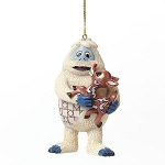 Bumble Holding Rudolph Hanging Ornament 4047944