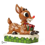 Large Rudolph With Lighted Nose 4048591