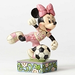 Disney Goal Soccer Minnie Figurine 4050397