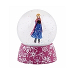 Disney Frozen Anna Christmas Snow Globe 4043050