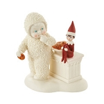Snowbabies Elf On Shelf Guards Cookies 4051842