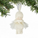 Snowbabies Coffee First Ornament  4051911