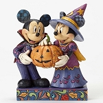 Halloween Hosts Disney Mickey & Minnie Mouse 4051978
