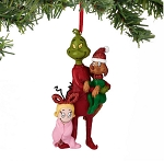 Grinch Grinchmas PJ Party Ornament 4052409