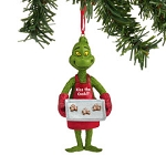 Grinch Baking Cookies Ornament 4052415