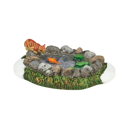 General village accessories woodland koi pond 405423 for Koi pond accessories
