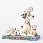 Puppy Love Pongo with Penny and Rollie 4054278