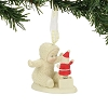 Santa In A Box Ornament 4058460