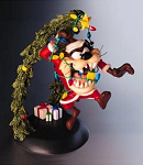 Looney Tunes Taz Ornament And to All a Good Bite 465110
