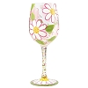 Oops I Daisied Again Wine Glass 6000026