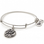 Pisces Bangle Rafaelian Silver