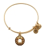 Life Preserver Charm Bangle Rafaelian Gold
