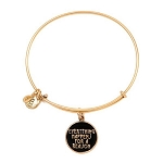 Everything Happens for a Reason Bangle Rafaelian Gold