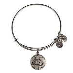 My Love is Alive Bangle Rafaelian Silver