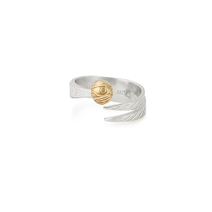 Harry Potter Golden Snitch Ring Wrap