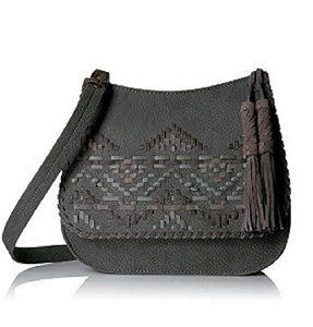 STEVEN by Steve Madden Brenda Slate Cross Body Handbag