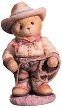 Cherished Teddies Roy Im Your Country Cowboy 466298