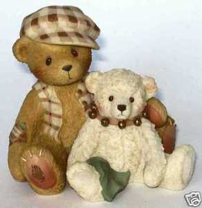 Enesco Cherished Teddies BAILEY and FRIENDS 662011
