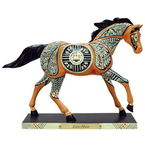 Painted Ponies Zuni Mare 4018393