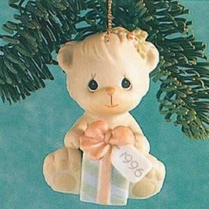 Precious Moments You A Bearie Merry Christmas Ornament 531200