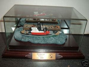 Harbour Lights Anchor Bay Tugboat Toledo ab102s