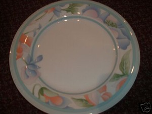 HUTSCHENREUTHER CHINA  Como Dinner Plate