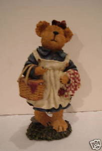Boyds Bears Molly B Berriweather 2002-21 Retired