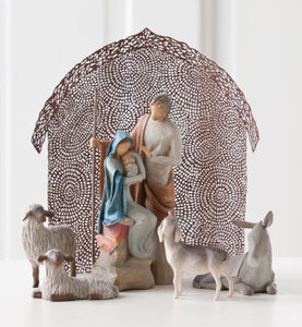 Shelter For The Holy Family 27161