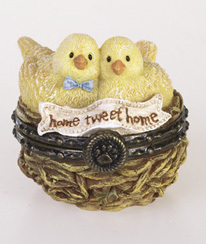 Boyds Bear Lily's Chick with Eggbert McNibble 4038010