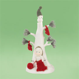Snowbabies Share the Warmth 4026743
