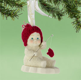 Snowbabies Catch of the Day Ornament 4026755