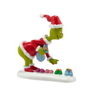 Department 56 Grinch Little Who Shoes 4028029