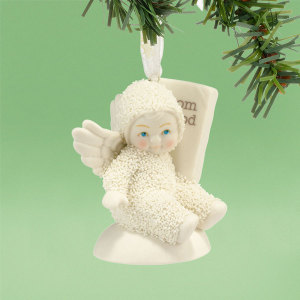 Snowbabies From God Ornament 4031806