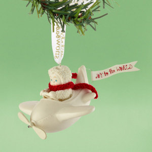 Snowbabies Joy To The World Ornament 4031807