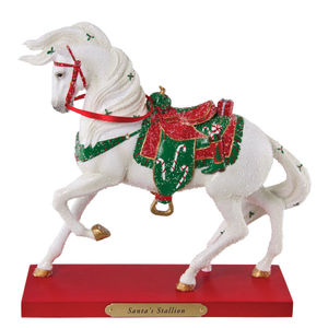 Trail of Painted Ponies Santas 4034634