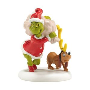 Department 56 Grinch Next He Loaded Some Bags 4038649