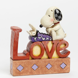 Snoopy LOVE Word 4042379