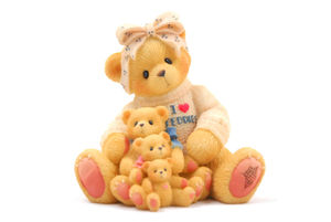 Cherished Teddies Moms Love Comes in All Sizes 605301