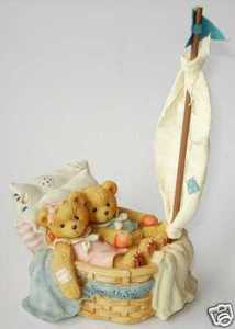 Cherished Teddies Smooth Sailing Musical 624926