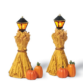 Village Corn Stalk Lanterns 800025
