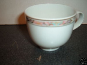 HUTSCHENREUTHER CHINA BOLOGNA  Footed Cup